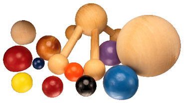 Custom_Made_Wood_Balls.jpg, Wooden Balls Made in USA, Painted Custom Wood Balls, precision wooden sphere