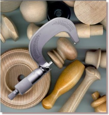mics.jpg, maine wood concepts precision wood turning